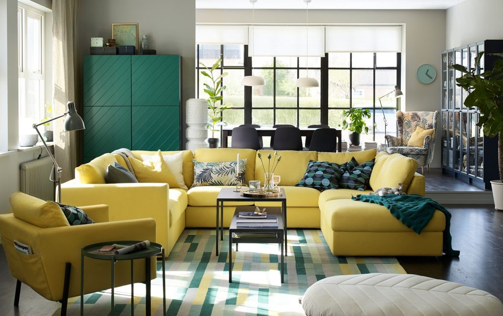 34 The Secret to Yellow Sofa for Living Room Decor Ideas ...