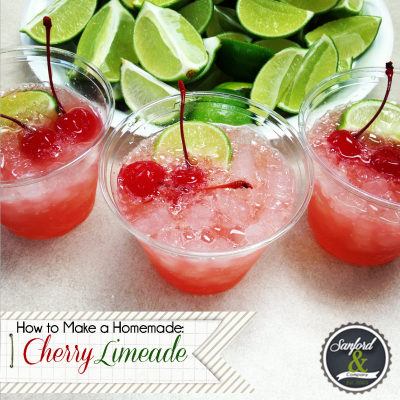 Cherry Limeade How To: