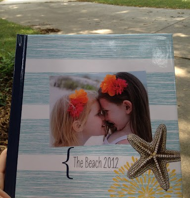 Beach Vaca 2012: Cover & Title Page