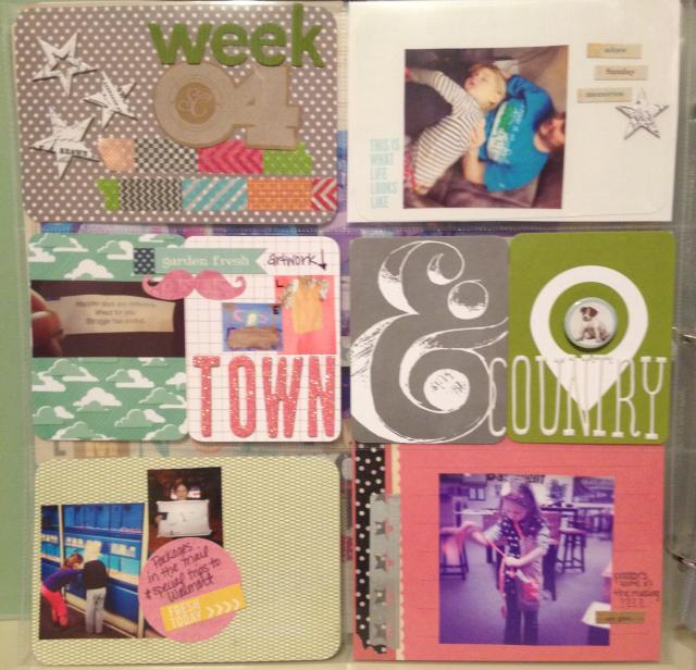 week 4 left