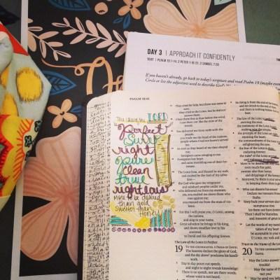 Open Your Bible | apileofashes.com