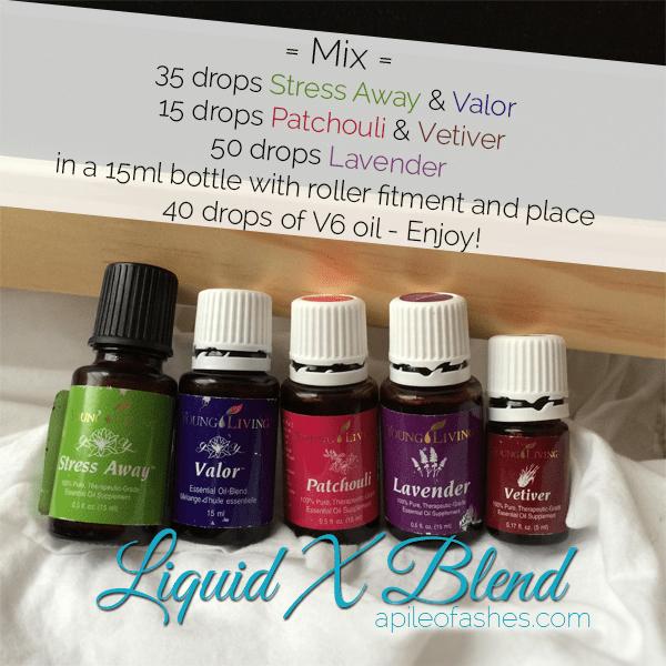 Liquid X Blend   apileofashes.com