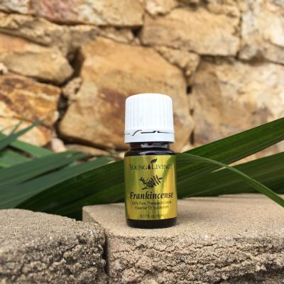 ESSENTIAL OILS & GOD'S WORD | FRANKINCENSE