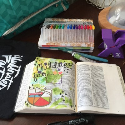 Journaling Bible | Childlike Faith