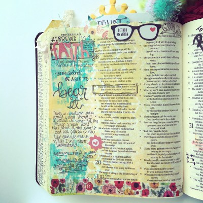 Journaling Bible | God's Plan For Our Path