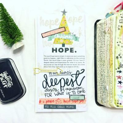 Advent Week 1 HOPE