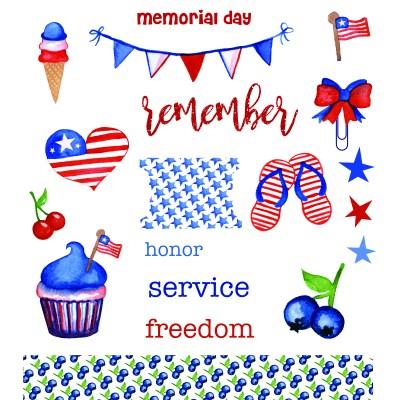 Happy Memorial Day + Bible Journaling Freebie