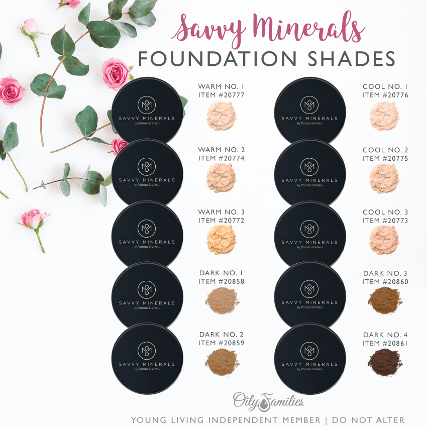 Savvy-Minerals-Foundation-Colors