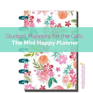School Planner for the Kids | Mini Happy Planner