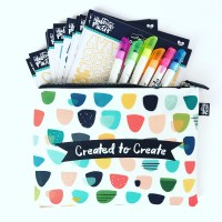 Kangaroo Pouch and Organization Bag | Illustrated Faith