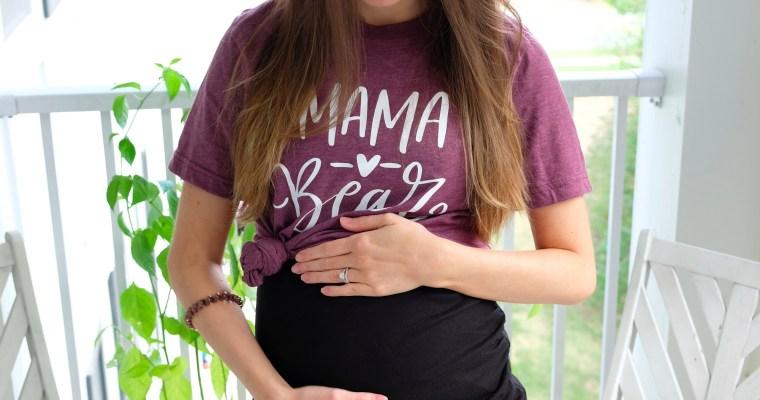 Pregnancy update week 11!