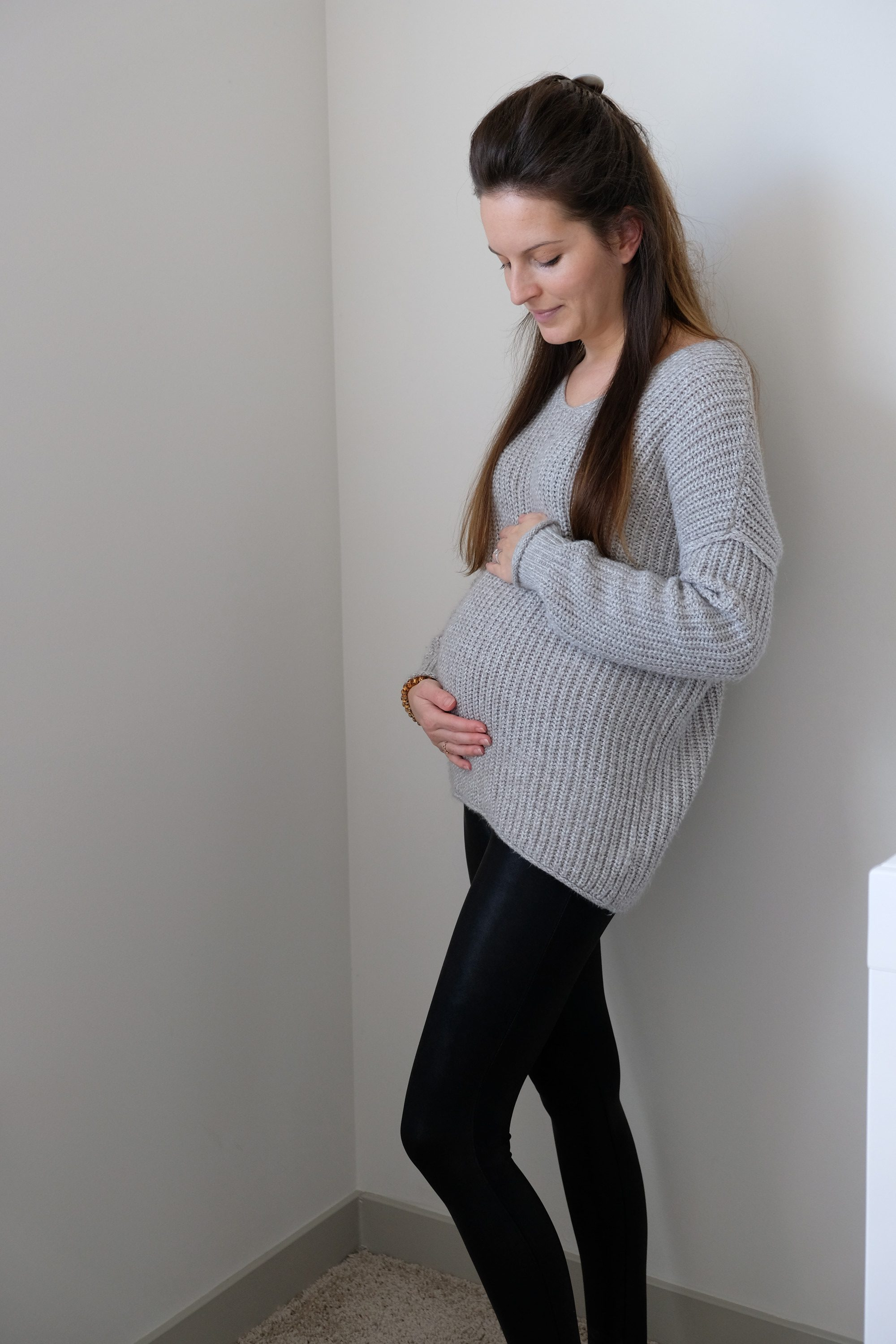 Pregnancy update week 18!