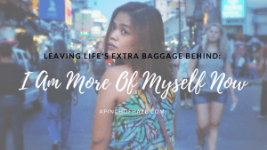 life's extra baggage