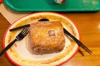 the famous tonga toast for breakfast!