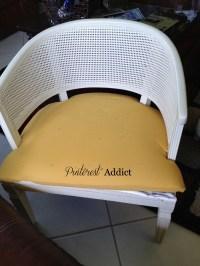 Vintage Barrel Chairs - Pinterest Addict