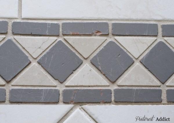 Damage to floor tile :(