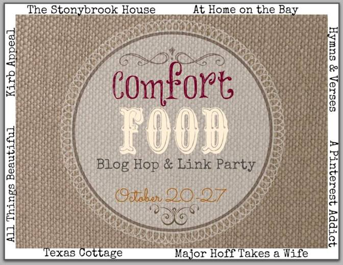 comfort food blog hop