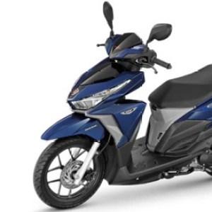 Honda vario warna biru