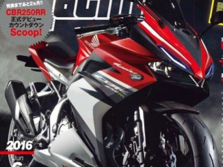 racing red CBR250RR