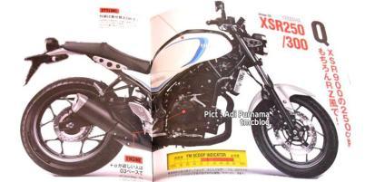 yamaha XSR 250