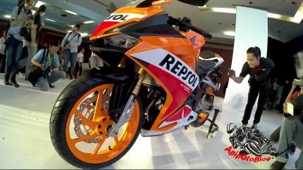 Honda CBR250RR repsol