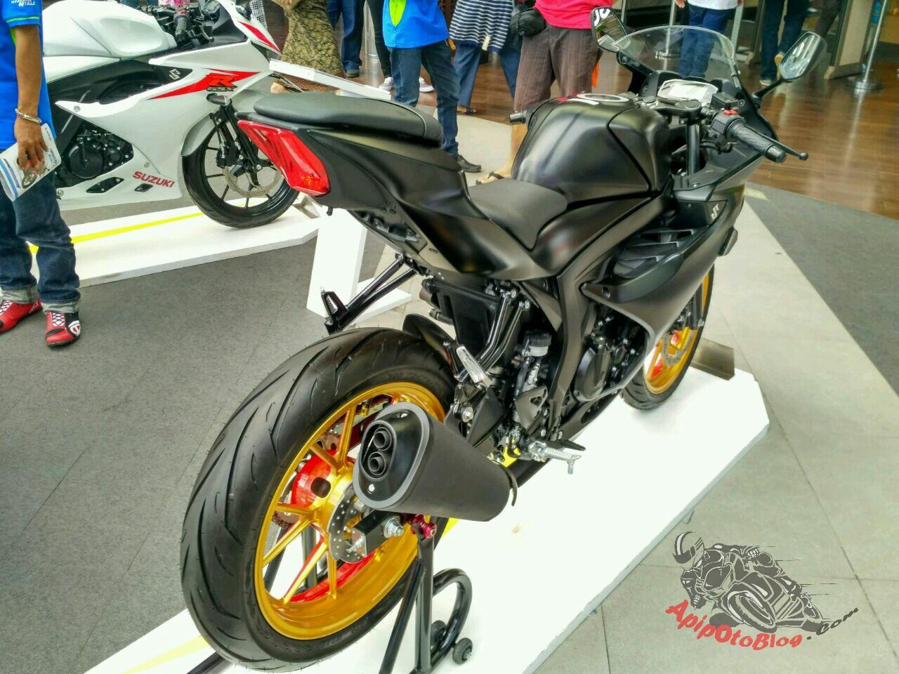 71 Gambar Modifikasi Motor Gsx R150 Terunik Kakashi Modifikasi