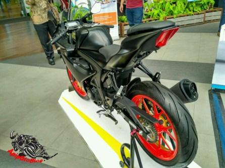 Modifikasi Suzuki GSX R150 Bisa Di pesan ?