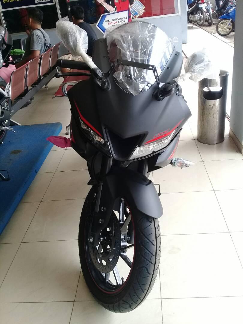 Intip Dp Harga Dan Cicilan Kredit All New R15 Di Dealer .. Bikin Kaget.!