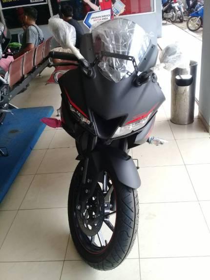 Dp Harga dan cicilan kredit All New R15 OTR Bogor