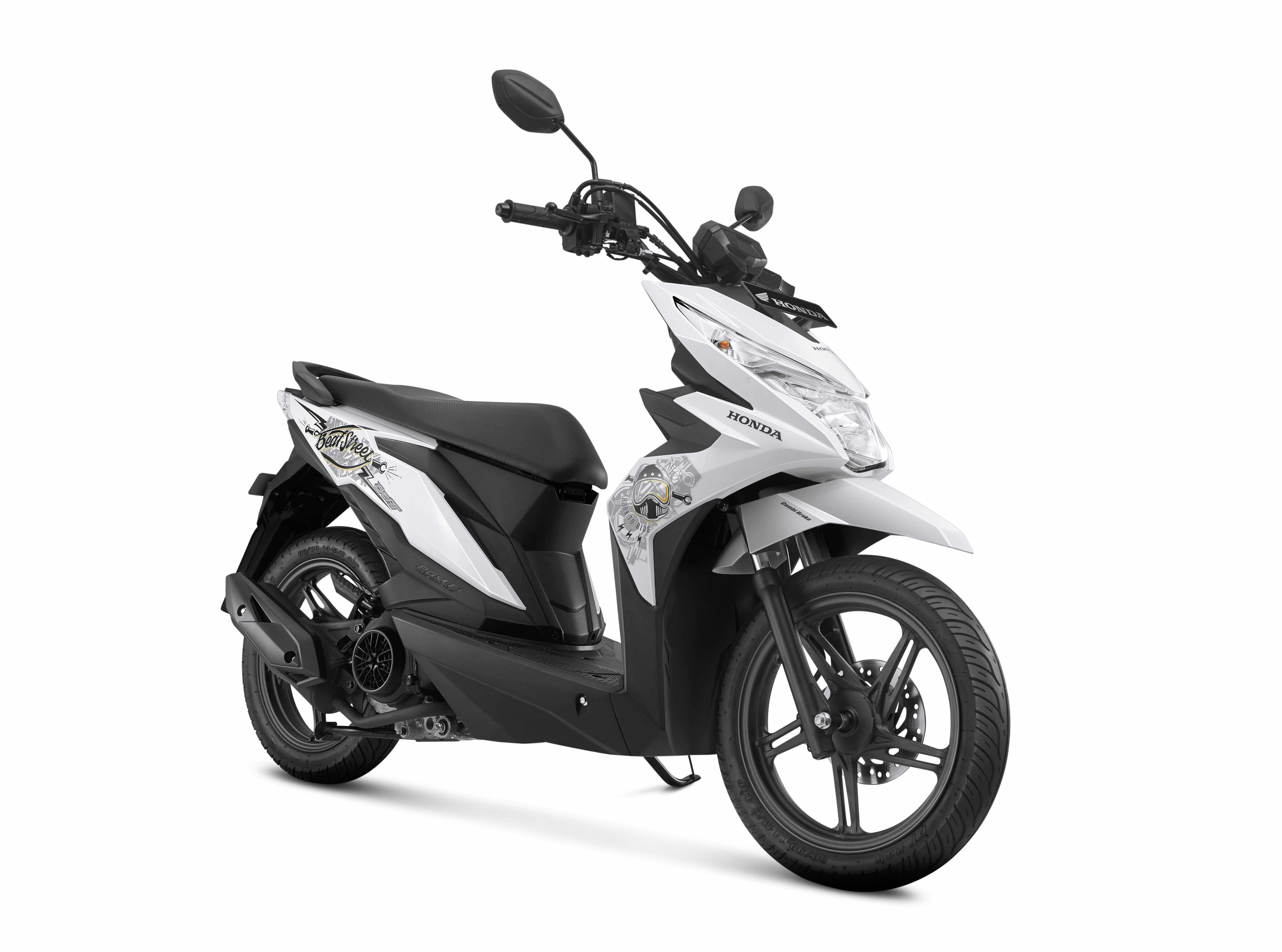 Download 65 Modifikasi Motor Honda Beat Street Esp 2017 Terbaru Dan