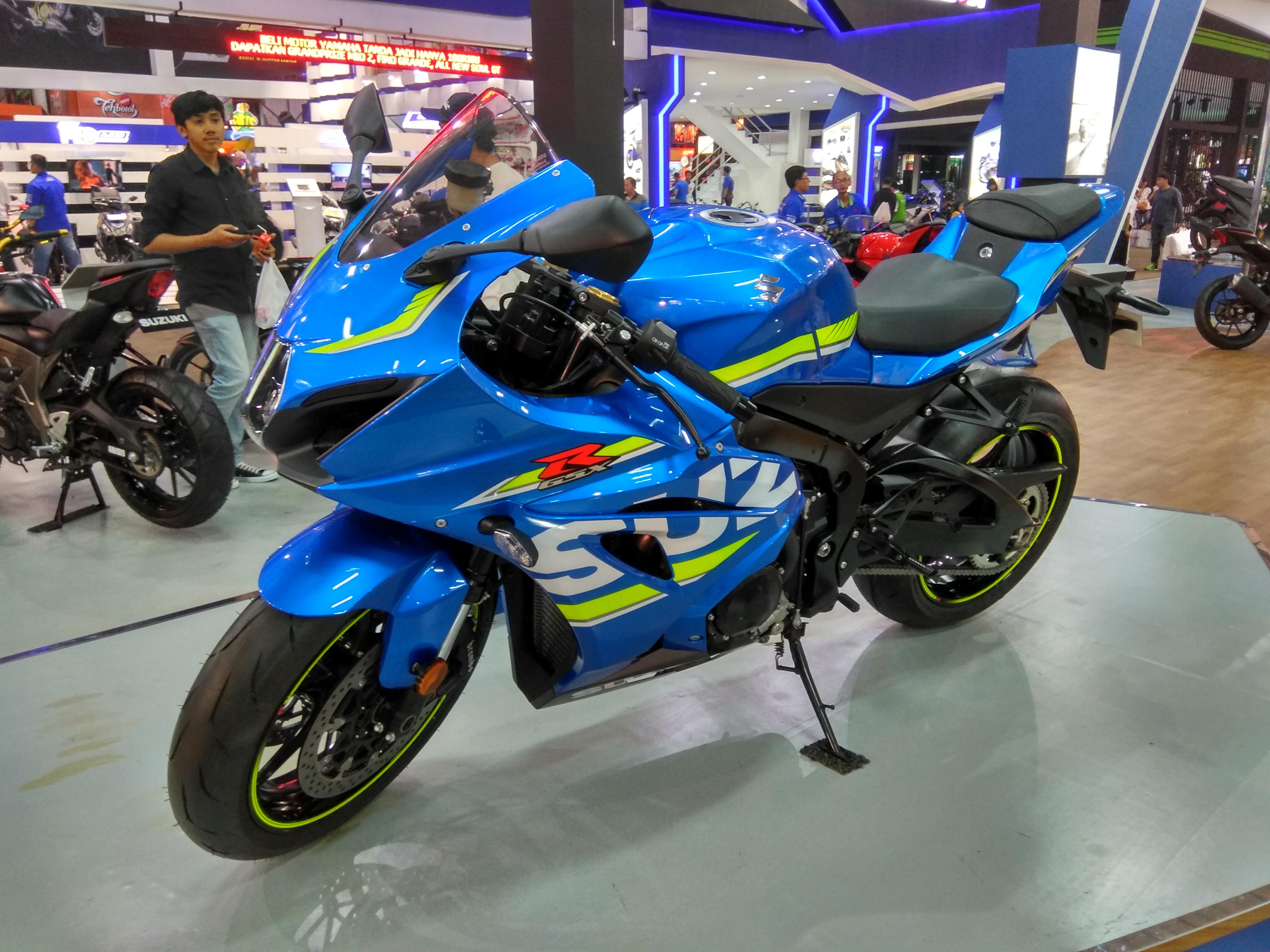 new GSXR1000