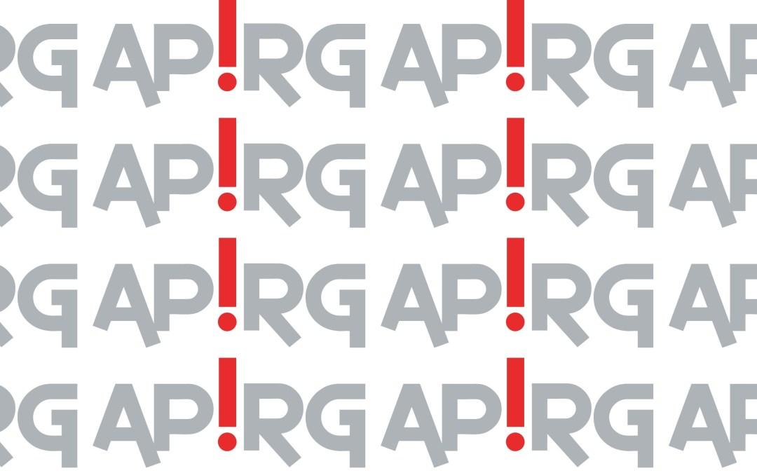 Join APIRG's Board of Directors!