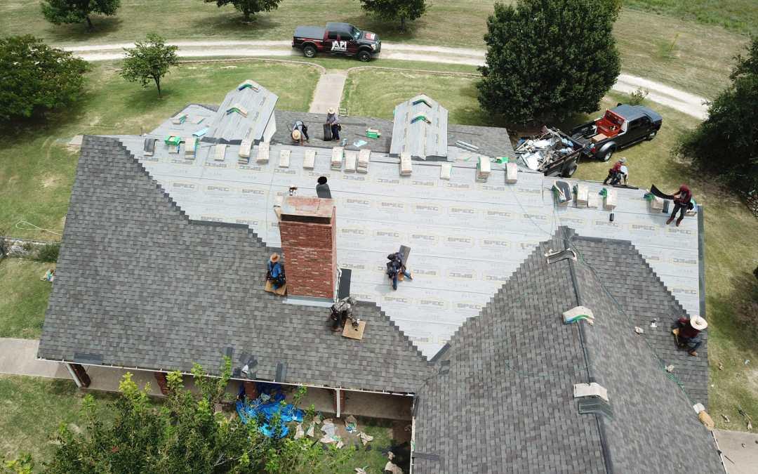 Shingle Roof – Stephenville, TX