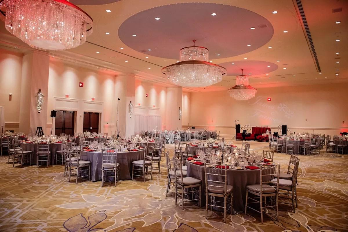 Cherry Blossom Ballroom Reception