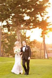 Classic Elegant Wedding Monterey Peninsula Country