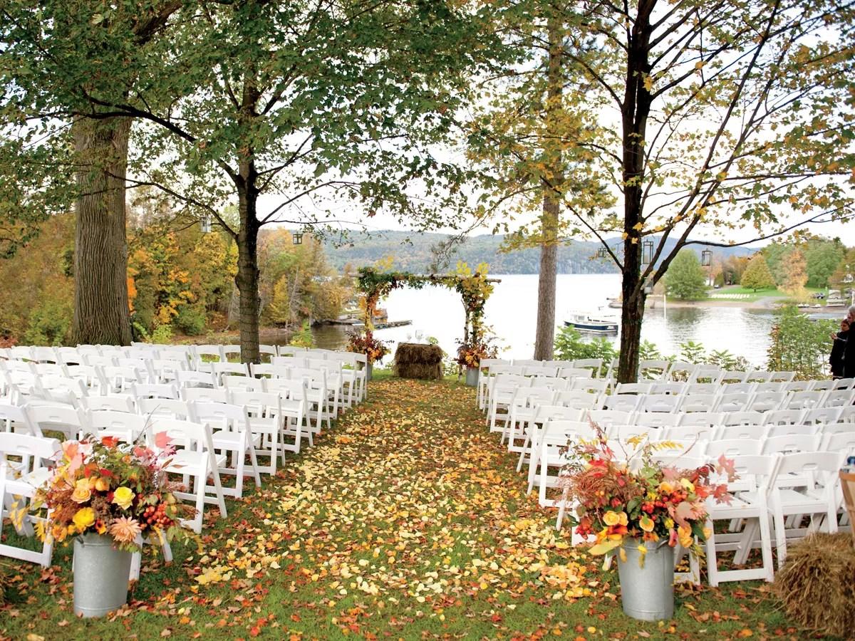 Fall Wedding Planning