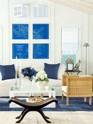 Home Decor Blue Home Decor