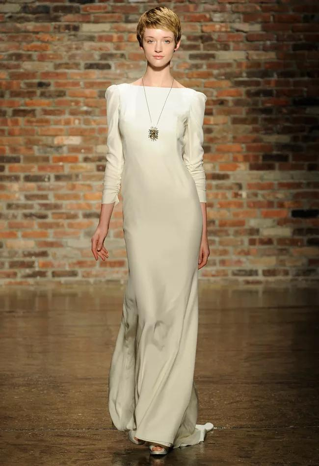 Hayley Paige Spring 2014 Wedding Dresses