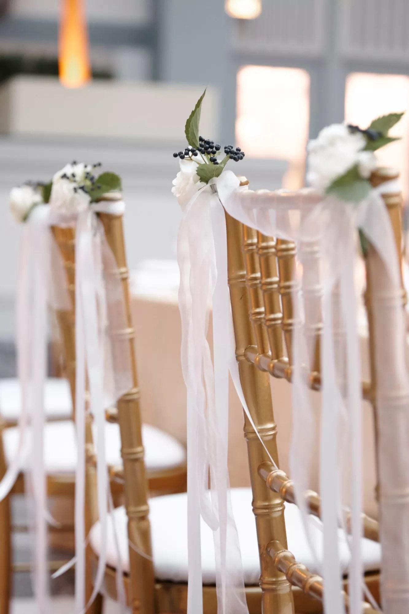 chiavari chairs wedding ceremony sleeper sofa chair set simple decorations