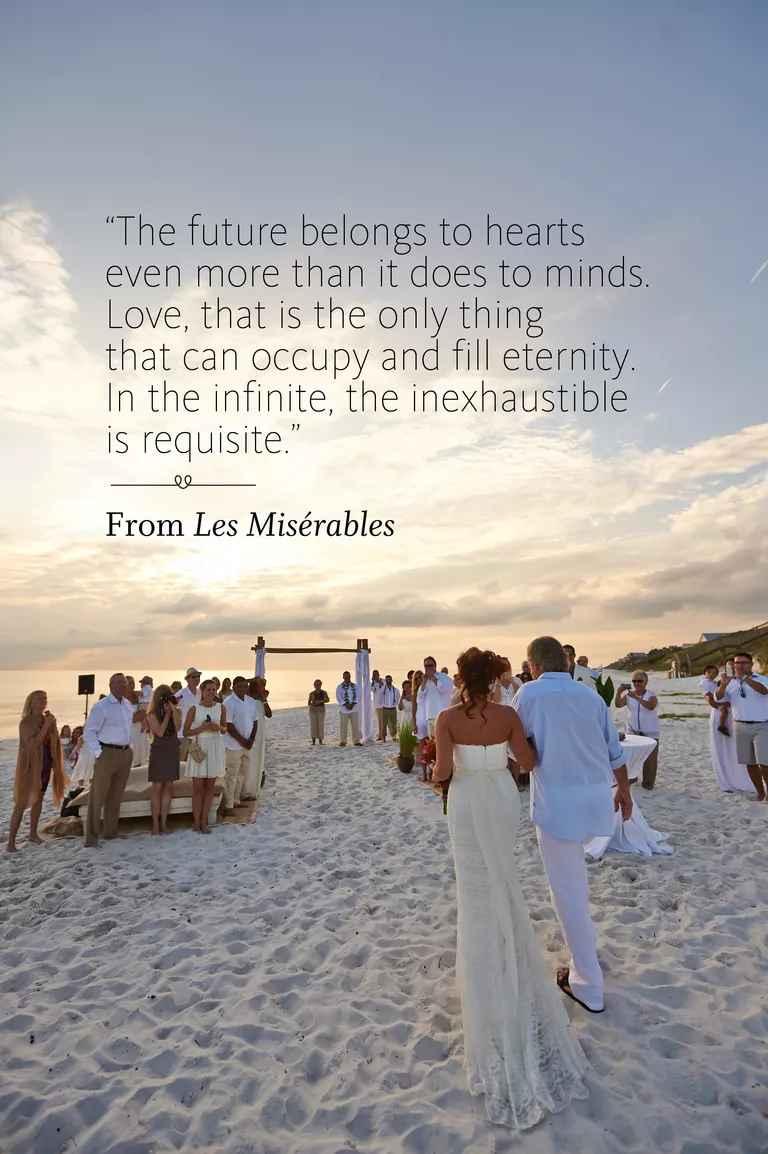 Beach Wedding Readings
