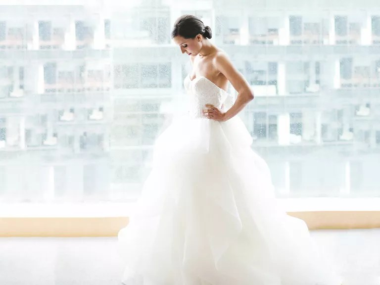 Here's The Average Cost Of A Wedding Dress