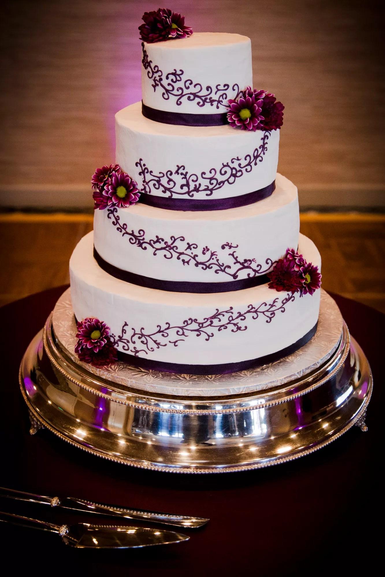 Purple Flower Bouquets For Weddings