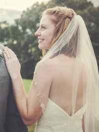 8 Braided Wedding Hairstyles for Short Hair