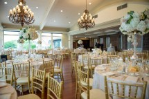 Ocean Cliff Resort Ballroom Reception