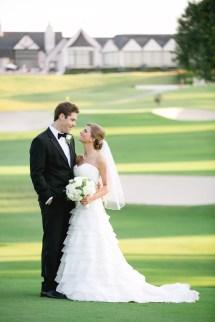 Elegant Natural Wedding Southern Hills Country Club
