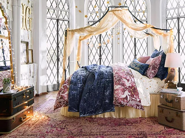 Harry PotterInspired Home Dcor Collection