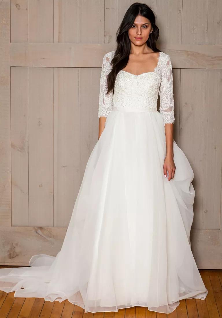 Davids Bridal Fall 2016 Collection Wedding Dress Photos