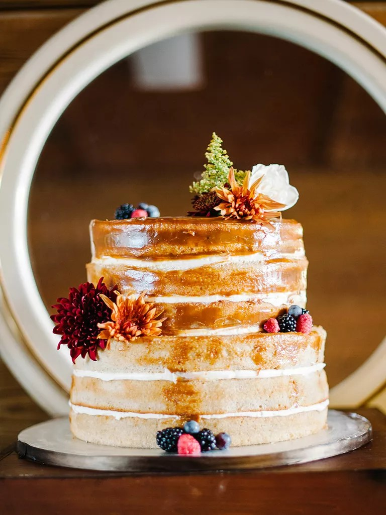 translucent cake