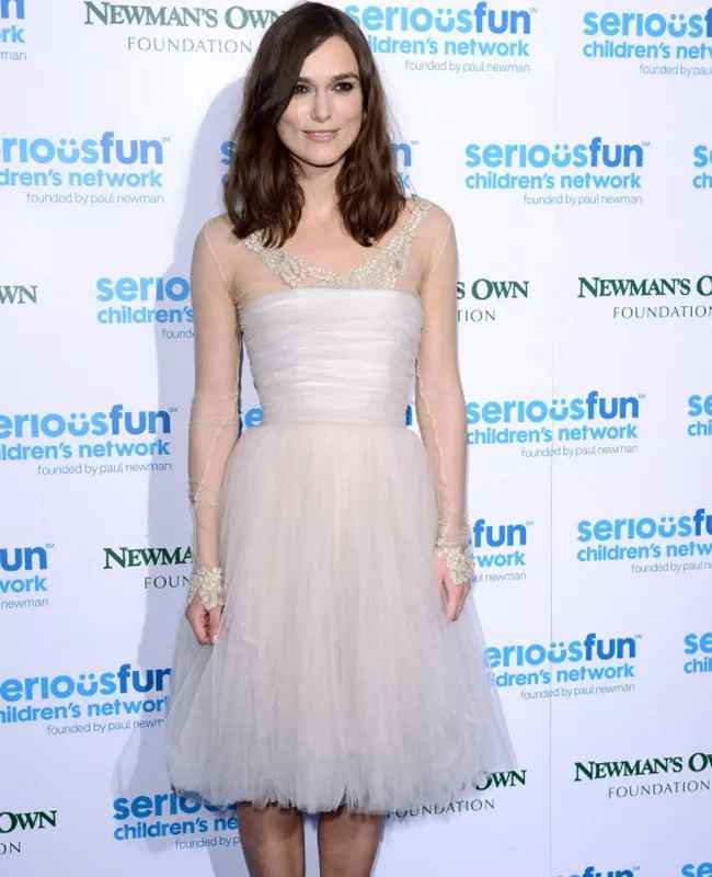 Keira Knightley Wore Her Wedding Dress Three Times