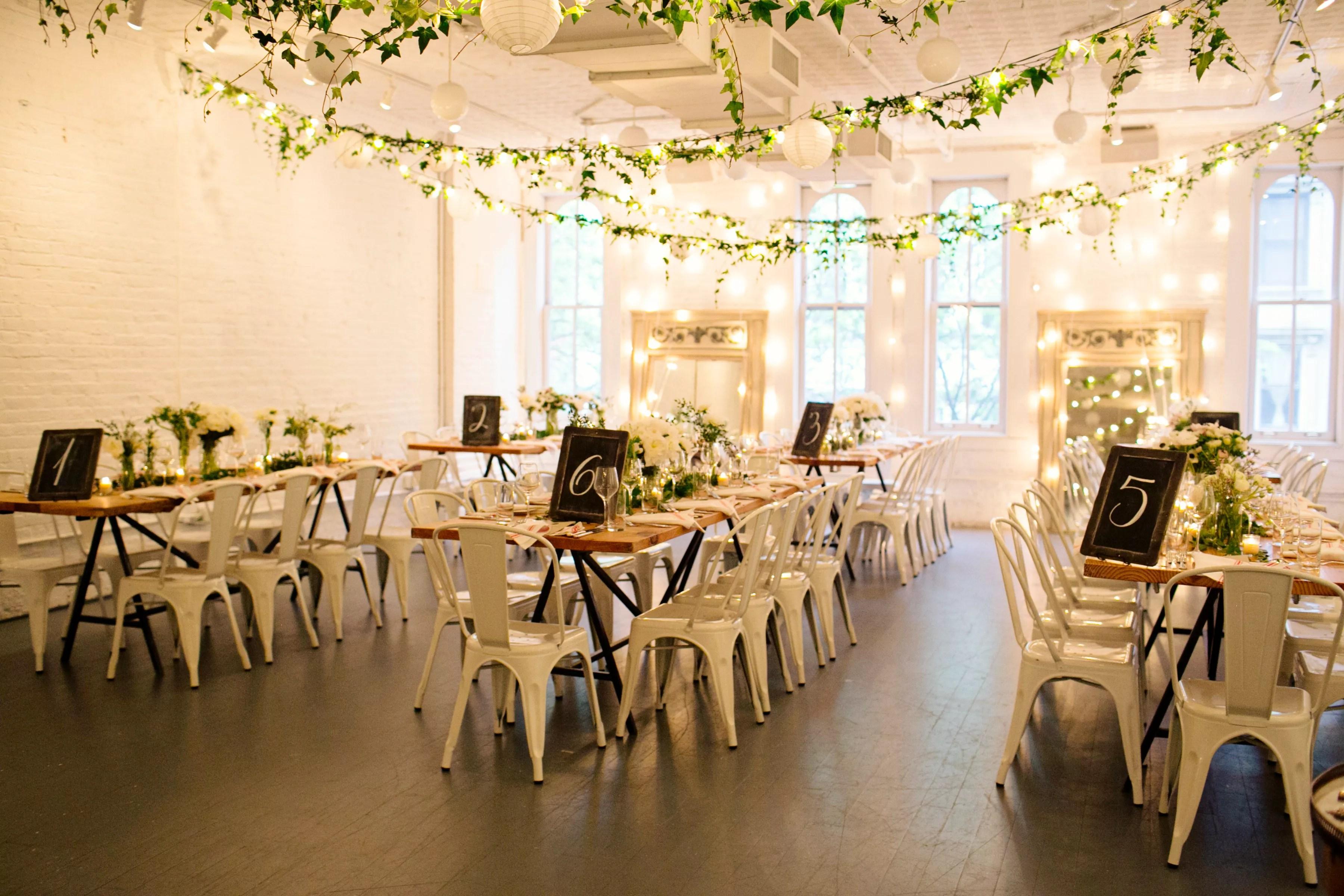 Havens Kitchen Wedding Reception